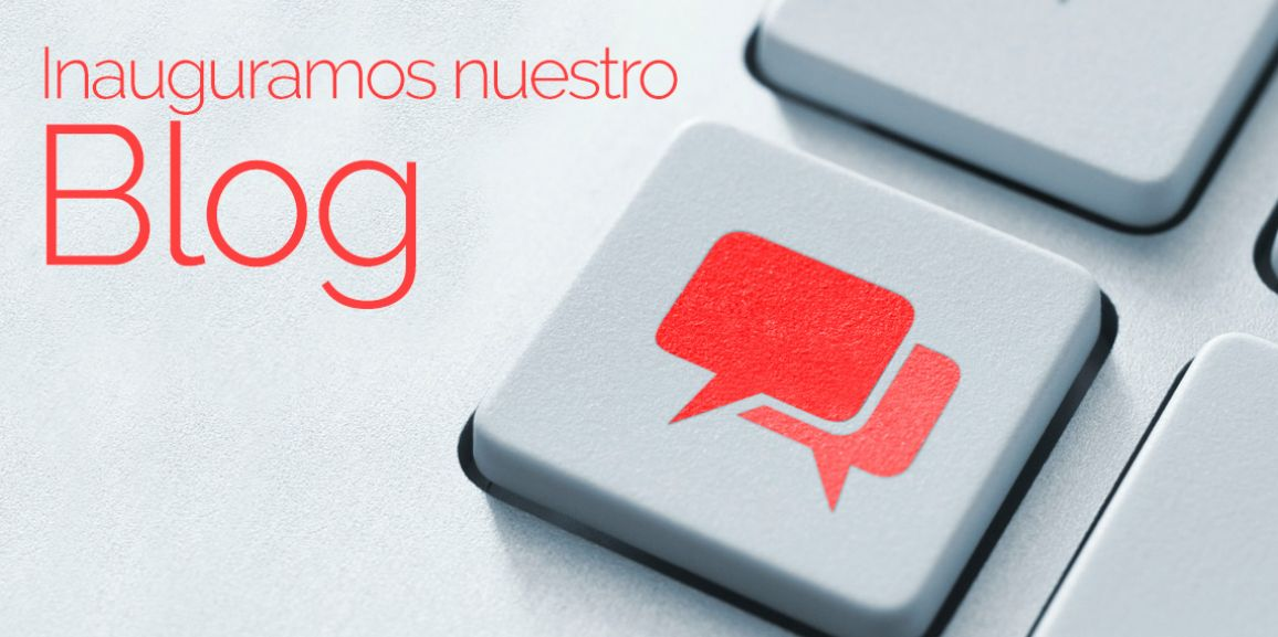 Inauguramos nuestro blog!